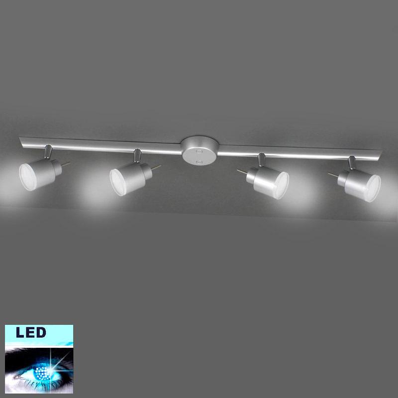 LED Deckenleuchte 2706/044 Briloner Prisma Leuchten