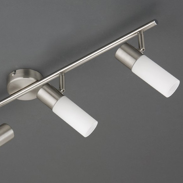 deckenleuchte deckenlampe 700mm wei spot sparlampen oder. Black Bedroom Furniture Sets. Home Design Ideas