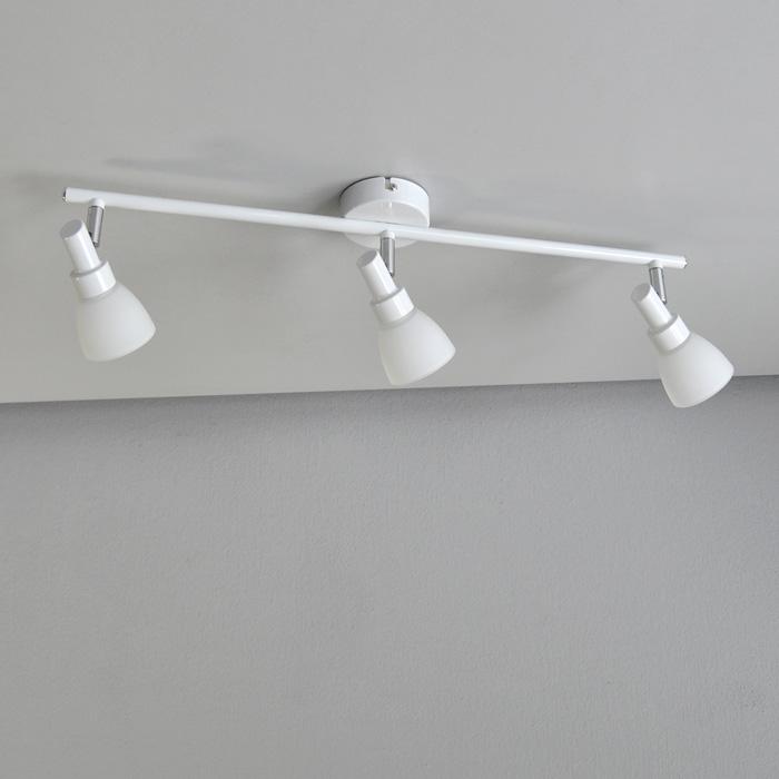 deckenleuchte briloner prisma 57cm design spot deckenlampe wei led m glich neu 704270579357 ebay. Black Bedroom Furniture Sets. Home Design Ideas