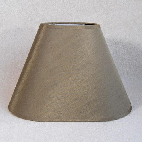 Lampenschirm Sorpetaler Leuchten SO 20.10 Oval Verde 15cm