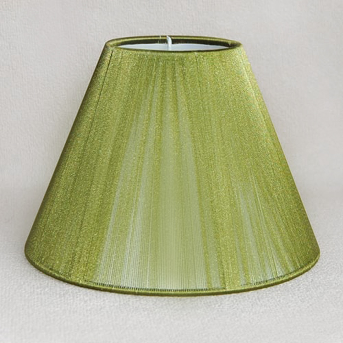 Lampenschirm Sorpetaler Leuchten SRS 20.08 rund grün
