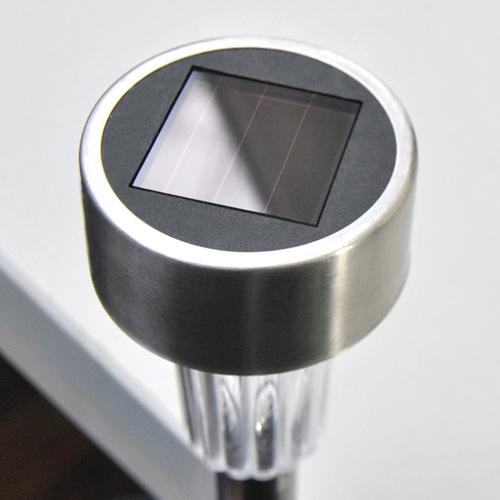 sockellampe au enlampe solarlampe led solar au en sockelleuchte solarleuchte ebay. Black Bedroom Furniture Sets. Home Design Ideas