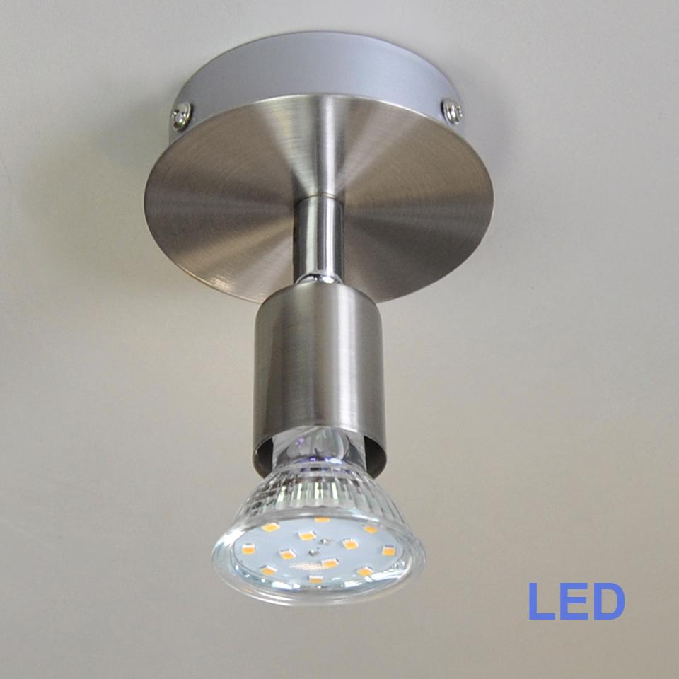 Wandleuchten led 3w deckenleuchten wandspot spot strahler for Deckenlampe led strahler