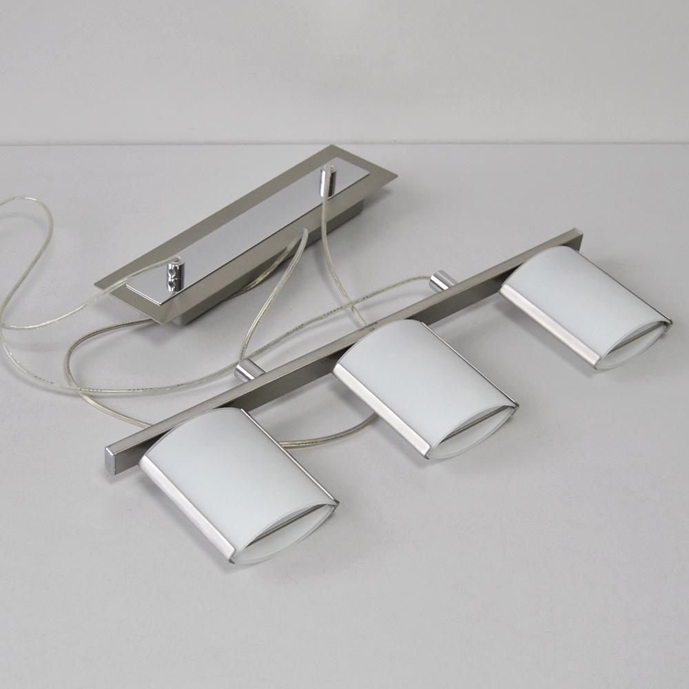 Lampada led a sospensione eglo luce 3x5w g9 design da - Lampada led design ...