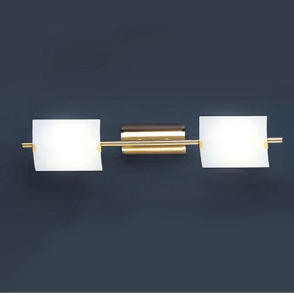 eglo led deckenleuchte eglo 55431410 messing mit 2x 5w g9 led darlux. Black Bedroom Furniture Sets. Home Design Ideas