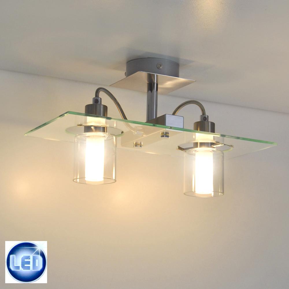 LED Deckenleuchte Eglo 8598876 mit 2x 5W G9 LED