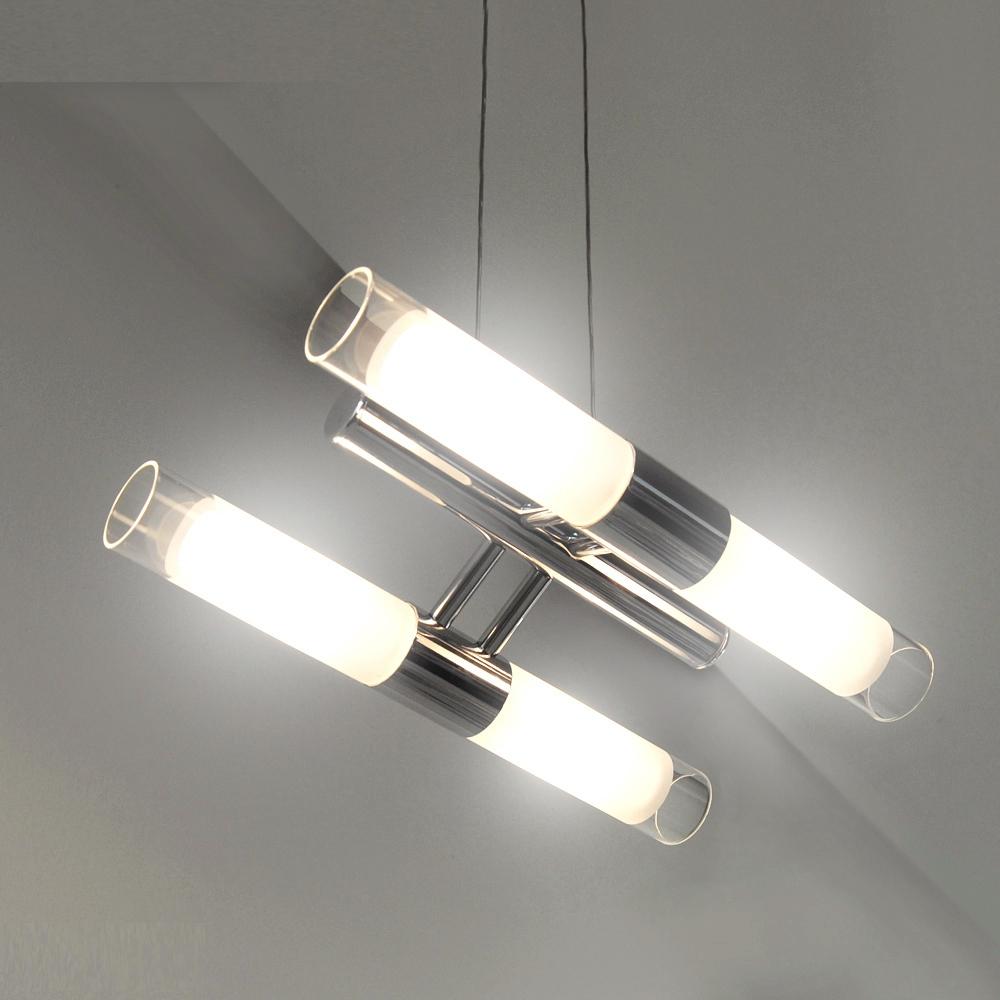 led pendellampe 13445 fischer shine h henverstellbar. Black Bedroom Furniture Sets. Home Design Ideas