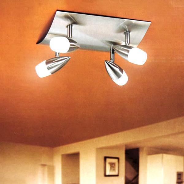 Deckenleuchte Eglo 86127 26831 Nando LED möglich G9 Deckenlampe