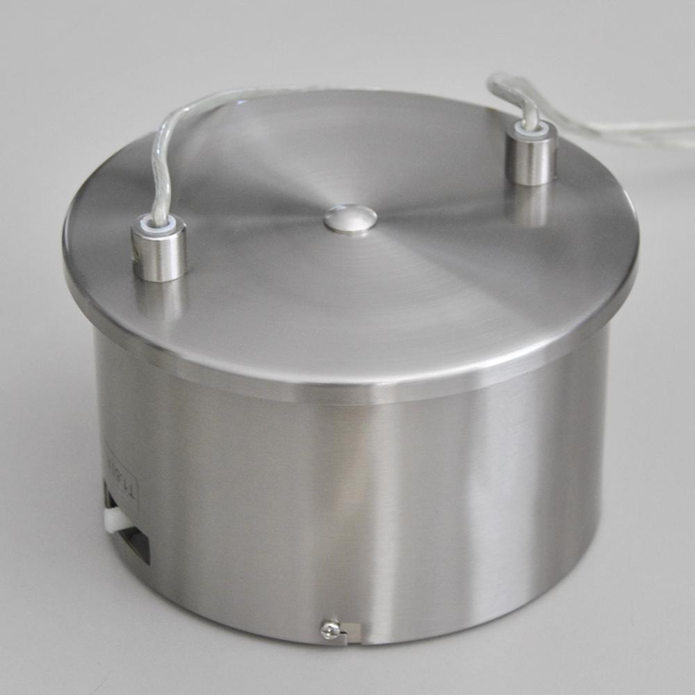Transformator Model: DLR12200C 12V max. 200VA Nickel matt 86823