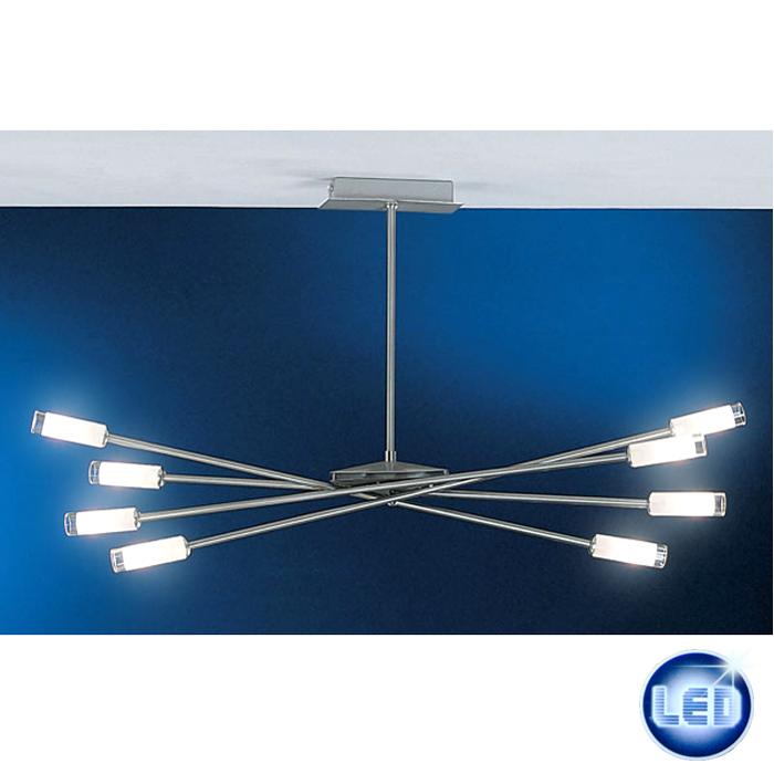 LED Deckenleuchte Eglo 9315532 mit 8x 5W G9 LED
