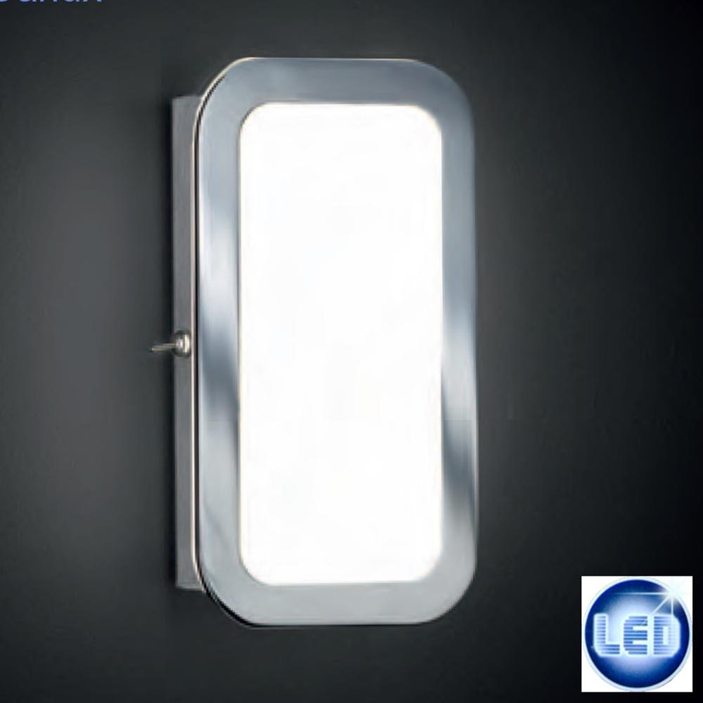 Led applique murale 1w 3w luminaire de salle de bain lampe for Applique murale exterieur ebay