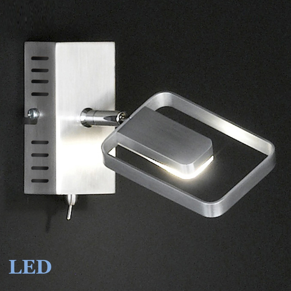 LED Wandleuchte Honsel Leuchten 20631 Will