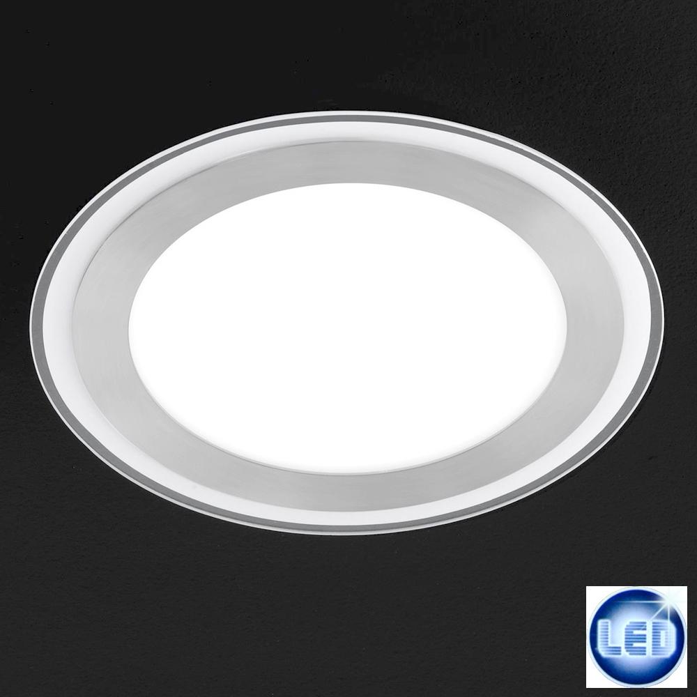 LED Deckenleuchte Honsel Leuchten 29611 Lime Ufo 30,5cm