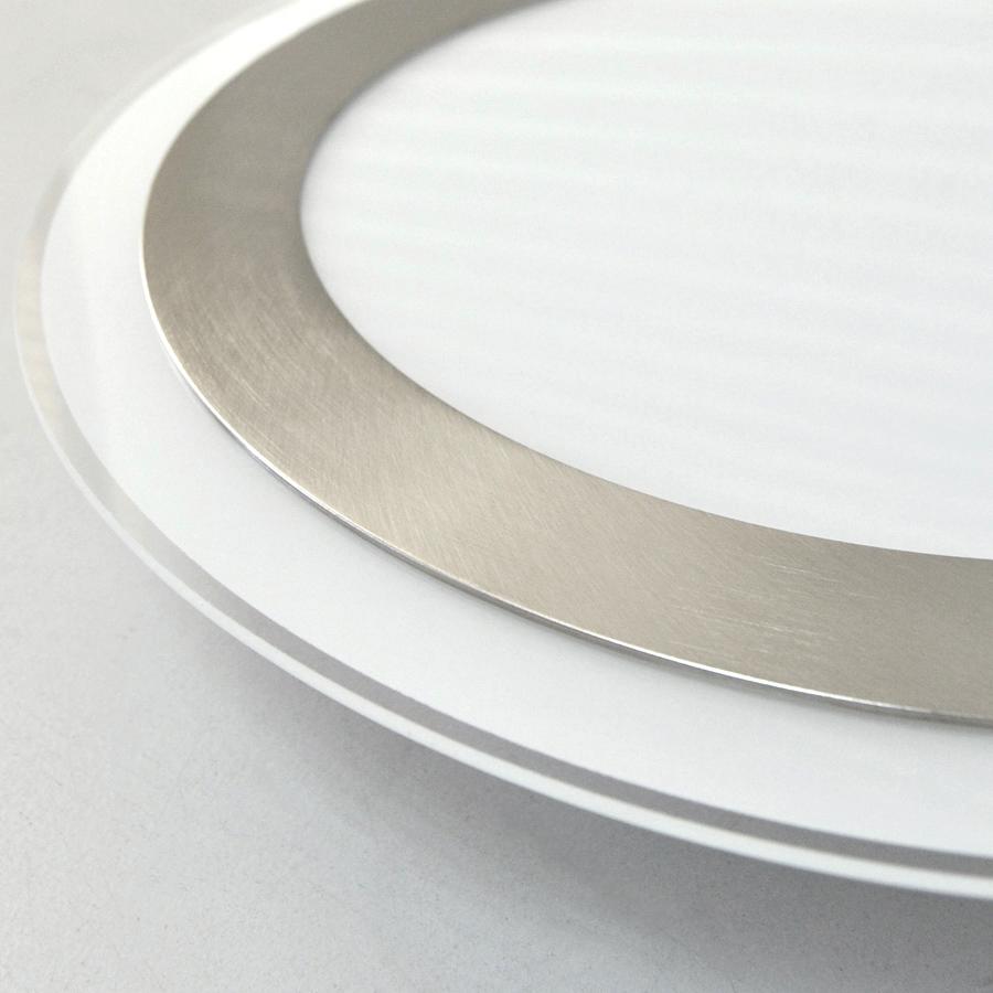 Led deckenleuchte 12w design deckenlampe honsel 29621 lime for Design deckenlampe