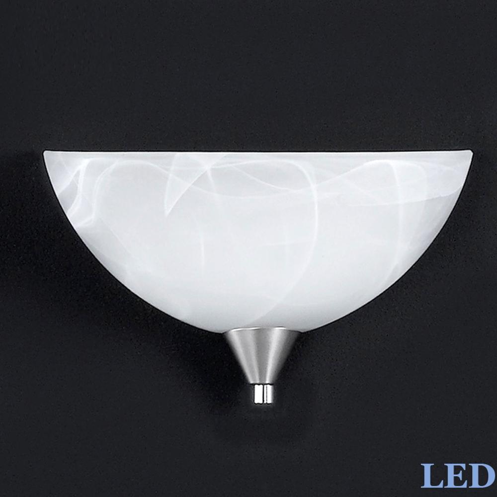 LED Wandleuchte Honsel Leuchten 39231 Wandfluter Hedda