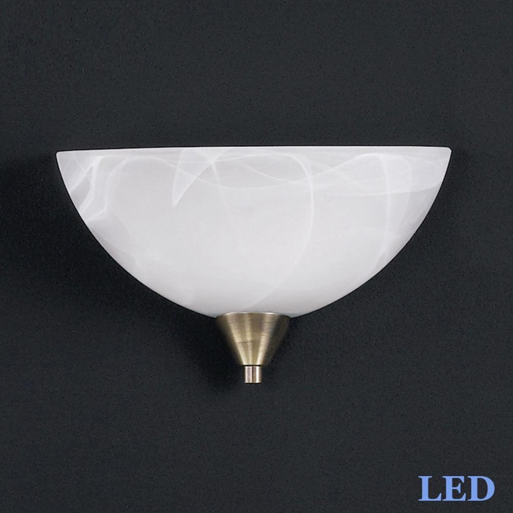LED Wandleuchte Honsel Leuchten 39241 Wandfluter Hedda
