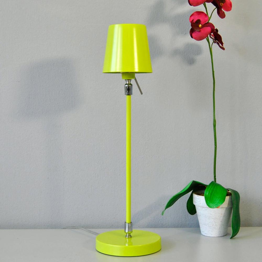 Tischleuchte Honsel Leuchten 52171 Rodari pastell-grün