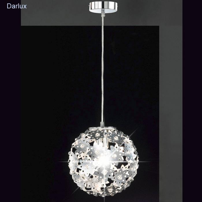 Pendelleuchte Hängelampe Honsel Leuchten 60981 Flor,LED möglich, E-27