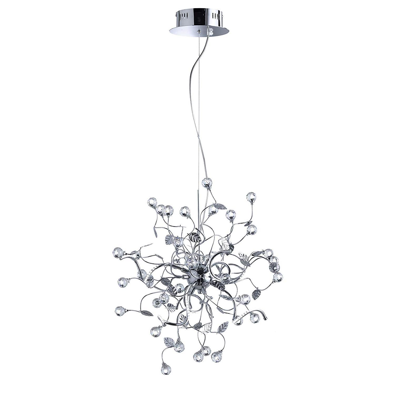 65230 Honsel Blitz LED Pendellampe 17,5 W Deckenlampe chrom Lampe