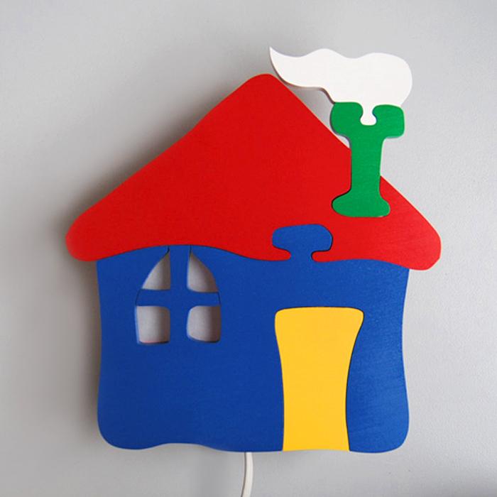 wandleuchte kinder wand leuchte kinderlampe nachtlicht lampe led m glich haus ebay. Black Bedroom Furniture Sets. Home Design Ideas