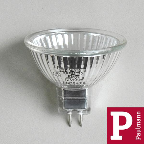 1x halogen reflektorlampe strahler gu5 3 35w 12v paulmann. Black Bedroom Furniture Sets. Home Design Ideas