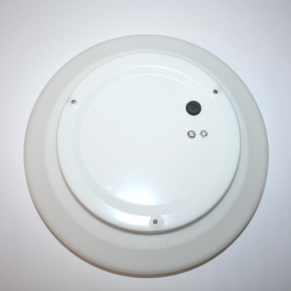 Plafonnier lampe pour salle de bain luminaire e14 blanc for Lampe plafond salle de bain